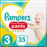 Pampers Pants s3 6-11kg 35 st
