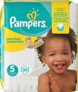 Pampers Premium protection S5 (11-16kg) 35 st