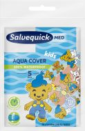 Salvequick Aqua cover kids 5 st