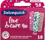 Salvequick Love and care 18 st