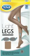 Scholl Light legs tights beige 20 den xs