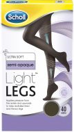 Scholl Light Legs Tights Svart 40 Den M 1 st