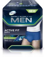 TENA Men active fit inkontinenskalsong medium 12 st