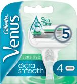 Venus Extra Smooth Sensitive 4 st