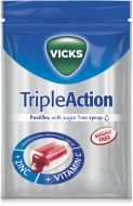 Vicks Triple Action Sugar Free 72 g