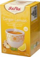 Yogi Tea Ginger lemon 31 g