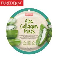 Purederm Aloe Collagen Mask 1 st