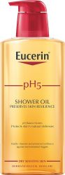 Eucerin Ph5 Shower oil med parfym 400 ml