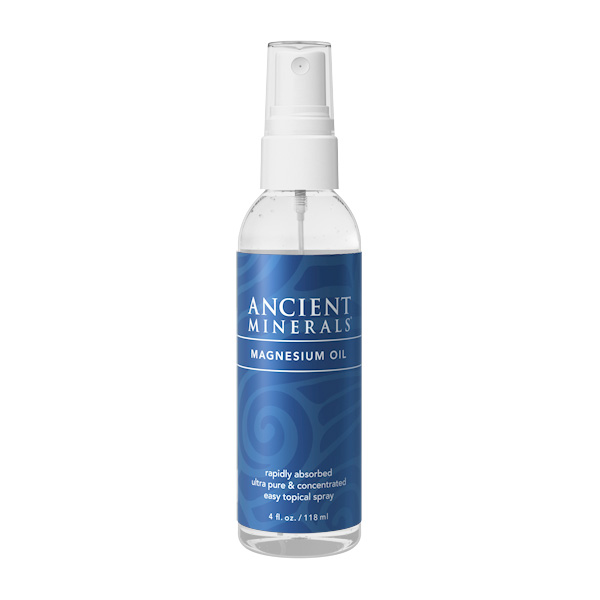 Ancient Minerals Magnesiumolja Spray 118 ml