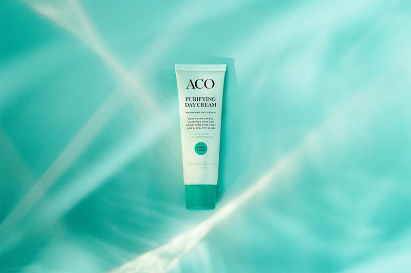 ACO Pure Glow Purifying Day Cream